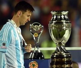 Messi tuyên chiến một mất một còn với Neymar