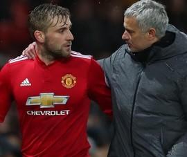 Bị gãy chân, Luke Shaw vẫn hồi sinh nhờ thầy Mourinho 'chửi'