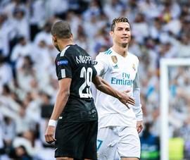 Ronaldo bị ngăn cản đến Real Madrid bởi tiểu tướng Mbappe