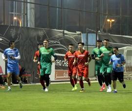 2 đối thủ lớn của thầy trò ông Park ở sân khách Saudi Arabia