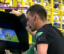 Choáng với công nghệ VAR và Goal Line phức tạp trên sân Mỹ Đình