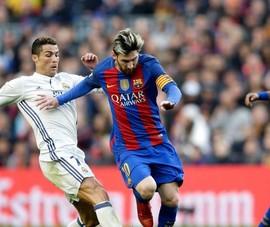 Ronaldo: 'Messi là cầu thủ giỏi nhất'