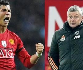 HLV Solskjaer đối mặt với sự bất đồng của Ronaldo