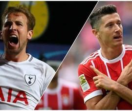 Ly kỳ Harry Kane đối đầu Lewandowski: Ai số 1 thế giới?