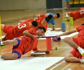 Đội tuyển Việt Nam đã sẵn sàng cho trận đấu khó với Brazil