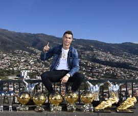 NASA nên nghiên cứu hiện tượng khác thường Ronaldo