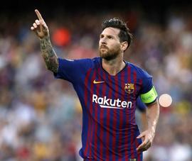 Barca thời hậu Messi chỉ là đội bóng nhỏ ở Champions League