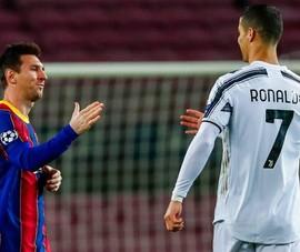 Ronaldo san bằng kỷ lục mọi thời đại của Messi