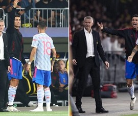 Rio không muốn Ronaldo chỉ đạo đồng đội MU thay cho HLV Solskjaer