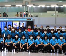 Đội tuyển Việt Nam xông đất Tajikistan chuẩn bị giải châu Á