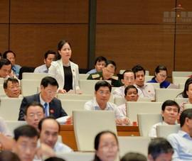 Vấn đề 'nóng' nào được Đại biểu chất vấn các bộ trưởng?
