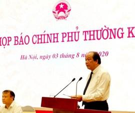 Thủ tướng đang nghiên cứu ý kiến của Bí thư Nguyễn Thiện Nhân