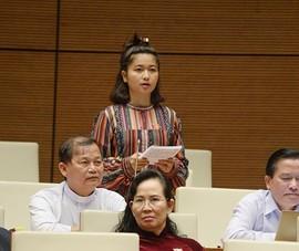 ĐB H'Bơ Khắp: 'Bộ trưởng có nghe nhưng không hiểu tôi hỏi gì'