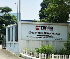 Chưa thể kết luận nghi án Tenma Việt Nam đưa hối lộ