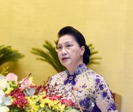 Chiều nay, miễn nhiệm Chủ tịch Quốc hội Nguyễn Thị Kim Ngân