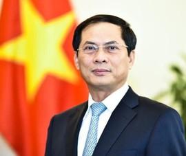 4 ưu tiên đối ngoại của Tân Bộ trưởng Bùi Thanh Sơn