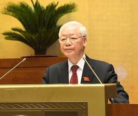 Tổng Bí thư Nguyễn Phú Trọng: 'Cần hết lòng phụng sự Tổ quốc, phục vụ nhân dân'