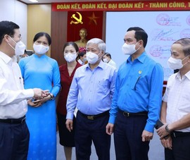 'Triệu phần quà đại đoàn kết' bắt đầu chuyển vào 19 tỉnh, thành Nam Bộ