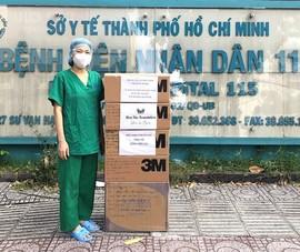 Vật tư y tế chống COVID-19, TP.HCM xin cơ chế đặc thù, Chính phủ đồng ý