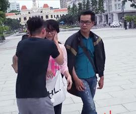 Kiss Cam ở Việt Nam: 'Gặp mình là ốm đòn, đen mắt, gãy xương'