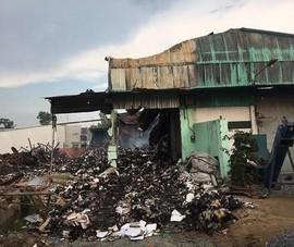Nguyên nhân chính thức vụ hồ sơ xe buýt cháy rụi ở Bình Chánh