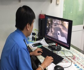 Camera ghi nhận gần 500 trường hợp vi phạm giao thông