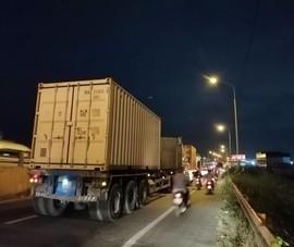 Vẫn chưa sửa chữa hư hỏng tại cầu Phú Mỹ