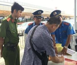 Tích cực ra quân xử lý vi phạm ở Tân Sơn Nhất