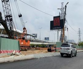 Chủ đầu tư dự án Nguyễn Hữu Cảnh bị nhắc nhở