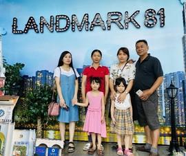 Landmark 81 là điểm check in hút khách ở TP.HCM