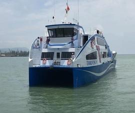 Chính thức ban hành giá vé phà biển Cần Giờ - Vũng Tàu
