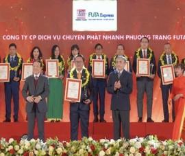 Phương Trang lọt Top 5 công ty uy tín ngành vận tải, logistic