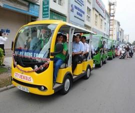 Sẽ có tuyến buýt điện nối phà biển Cần Giờ - Vũng Tàu