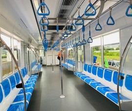 Đào tạo lái tàu metro số 1 vẫn bị tạm dừng
