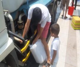 TP Thủ Đức và 4 quận có thể bị cúp nước vào cuối tuần