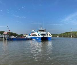 Tháng 10-2021, sẽ có tuyến tàu cao tốc TP.HCM - Côn Đảo