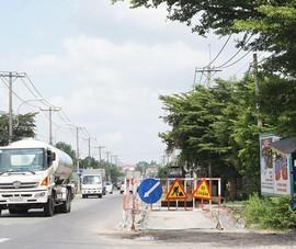 Sở GTVT đề nghị đảm bảo an toàn giao thông trên Tỉnh lộ 8