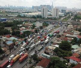 Sở GTVT yêu cầu đẩy nhanh tiến độ đường Đồng Văn Cống