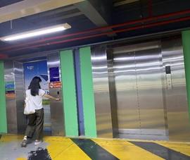 Nhà xe sân bay Tân Sơn Nhất có thêm 2 thang máy mới