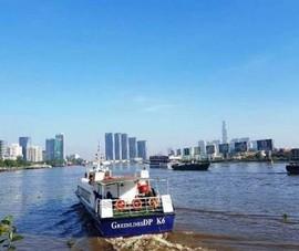 Đề xuất dùng tàu cao tốc vận chuyển hàng hóa bằng đường thủy