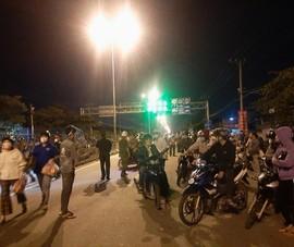 Long An lên tiếng vụ hàng trăm người từ TP.HCM đi xe máy về quê qua địa bàn tỉnh