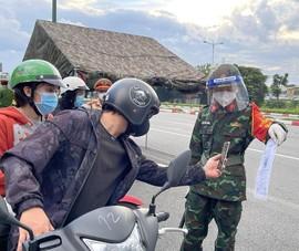 Người dân TP.HCM đã chủ động khai báo di chuyển nội địa