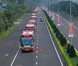 273 tấn nông sản được Phương Trang vận chuyển từ Lâm Đồng về TP.HCM