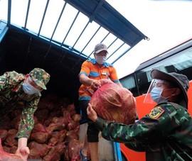 Phương Trang tiếp tục hỗ trợ vật tư y tế, vận chuyển nông sản