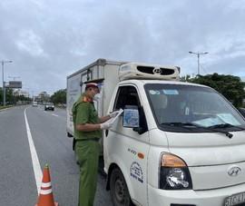 Các đơn vị sẽ tự làm thủ tục xin cấp giấy nhận diện phương tiện