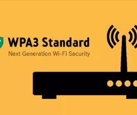 Bảo mật WiFi sẽ được nâng cấp