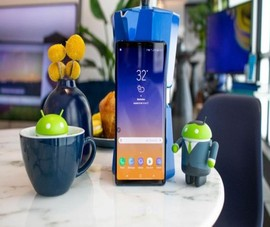 Smartphone Samsung sẽ bị sụt giá bán