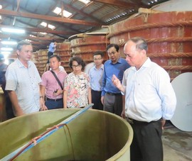 'Masan không tham gia soạn thảo tiêu chuẩn về nước mắm'
