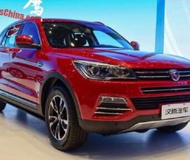 7 ô tô nhập từ Trung Quốc có đường lưỡi bò phi pháp