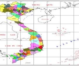 Lưu hành bản đồ sai chủ quyền quốc gia bị phạt tới 40 triệu